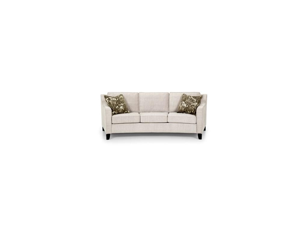 Stanton Furniture Living Room 114 Conversation Sofa   Key Home Furnishings    Portland, OR