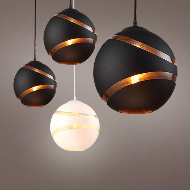 Industrial Vintage Modern Art Pendant Lamps Led Classic Pendant Dining Room Light Modern Pendant Bar Beat Light C Hanging Pendant Lamp Hanging Lamp Black Lamps
