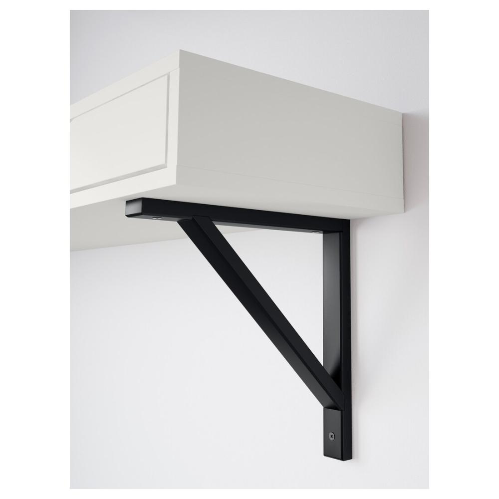 EKBY VALTER Konsole schwarz IKEA   Regalwand, Konsole, Ikea