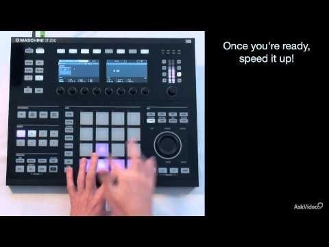 ▶ Maschine Studio: Jeremy Ellis: Produce Perform Prevail - 6. Alternating 16th Notes - YouTube