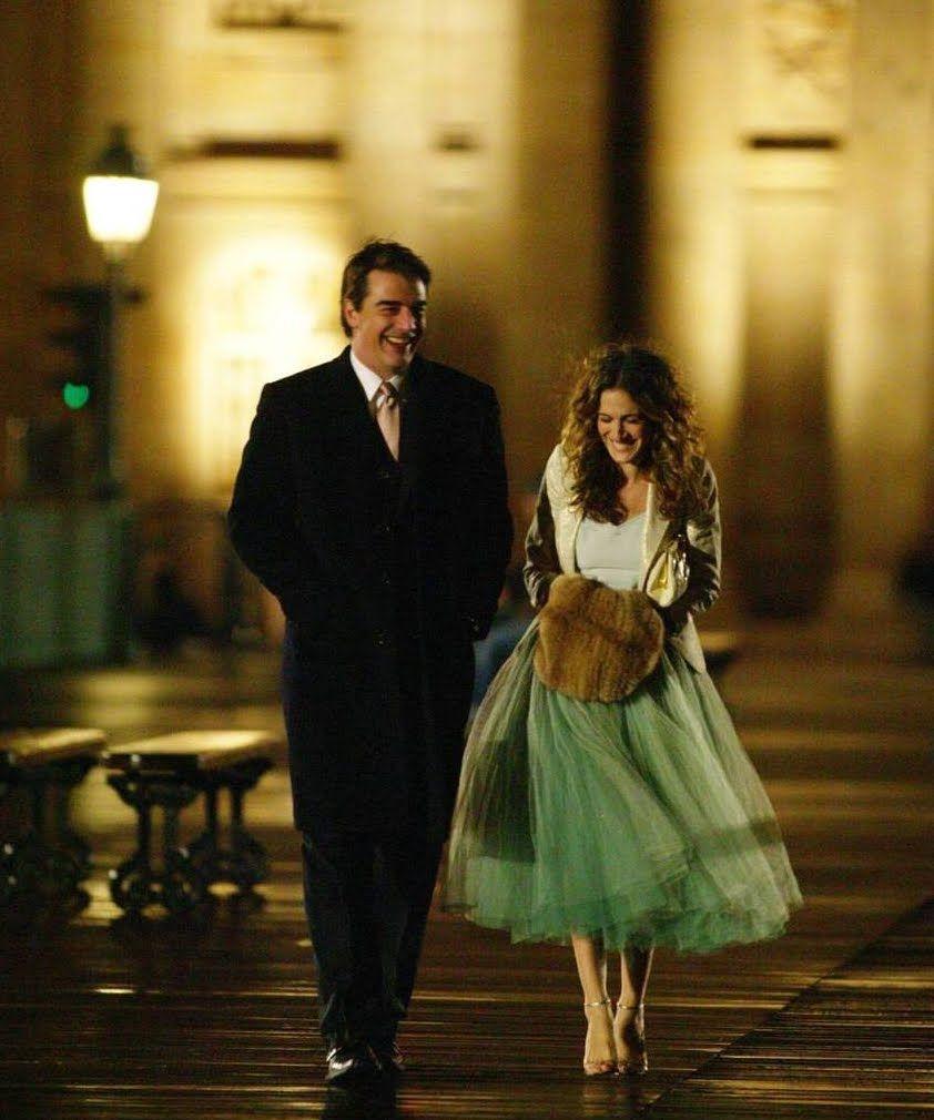 An American Girl In Paris Part Deux Carrie Bradshaw Mr Big