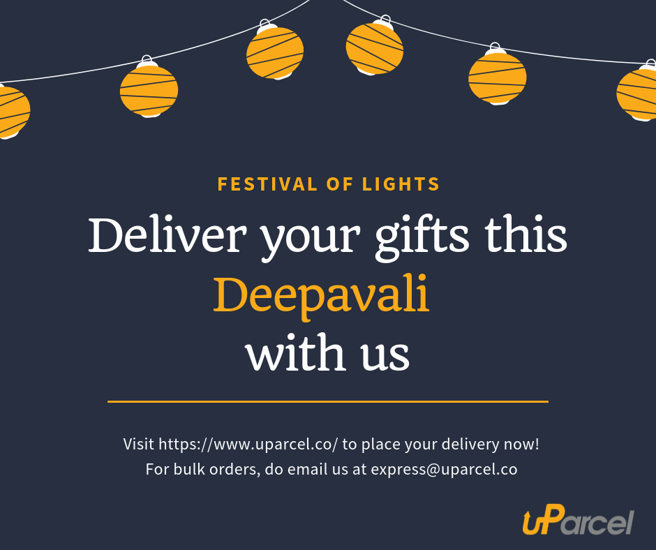 uParcel offers the best delivery services that will make
