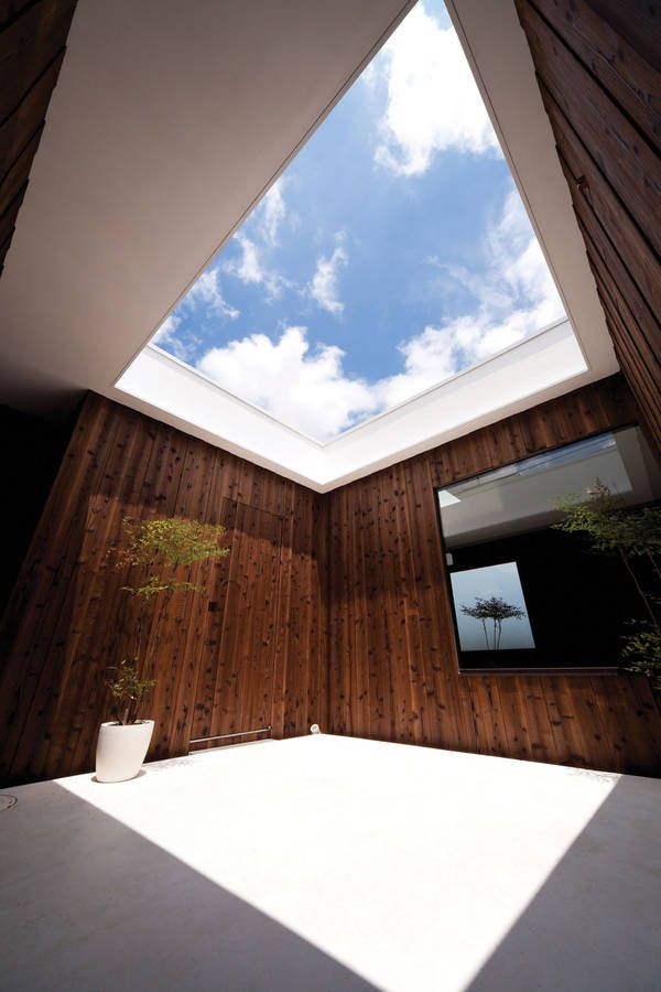 Yasuhiro Yamashita and Atelier Tekuto, Boundary House, Chiba Prefecture, Japan