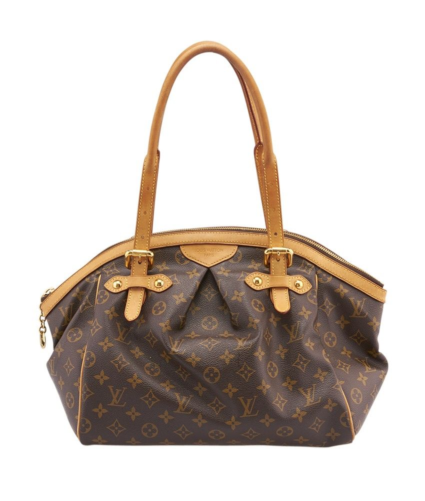 Tivoli Gm Louis Vuitton Tivoli Gm Monogram Coated Canvas Shoulder Bag