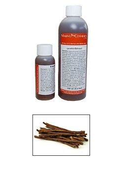 Licorice and Salicylic Acid Toner - Great natural remedy for sensitive/oily skin