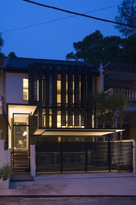 Terraced house pictures malaysia jet