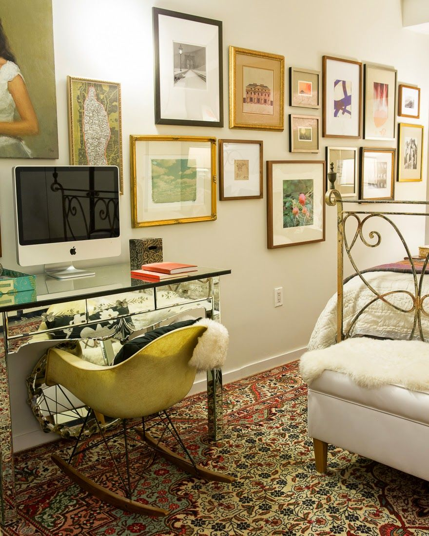 A CUP OF JO: 13 genius tips for decorating a small space | living ...