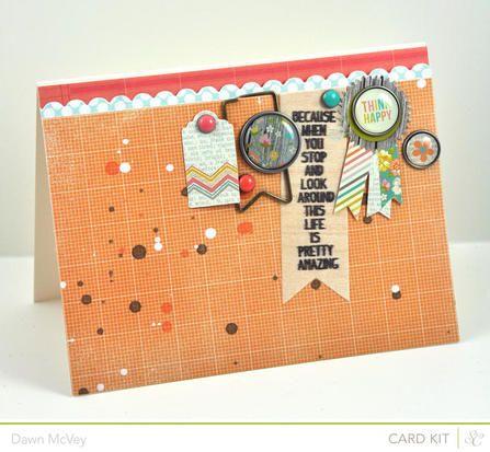 Studio Calico - Planetarium card kit