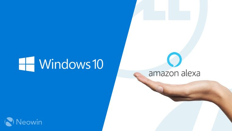 Alexa may soon come to Windows 10 S devices as a UWP app
