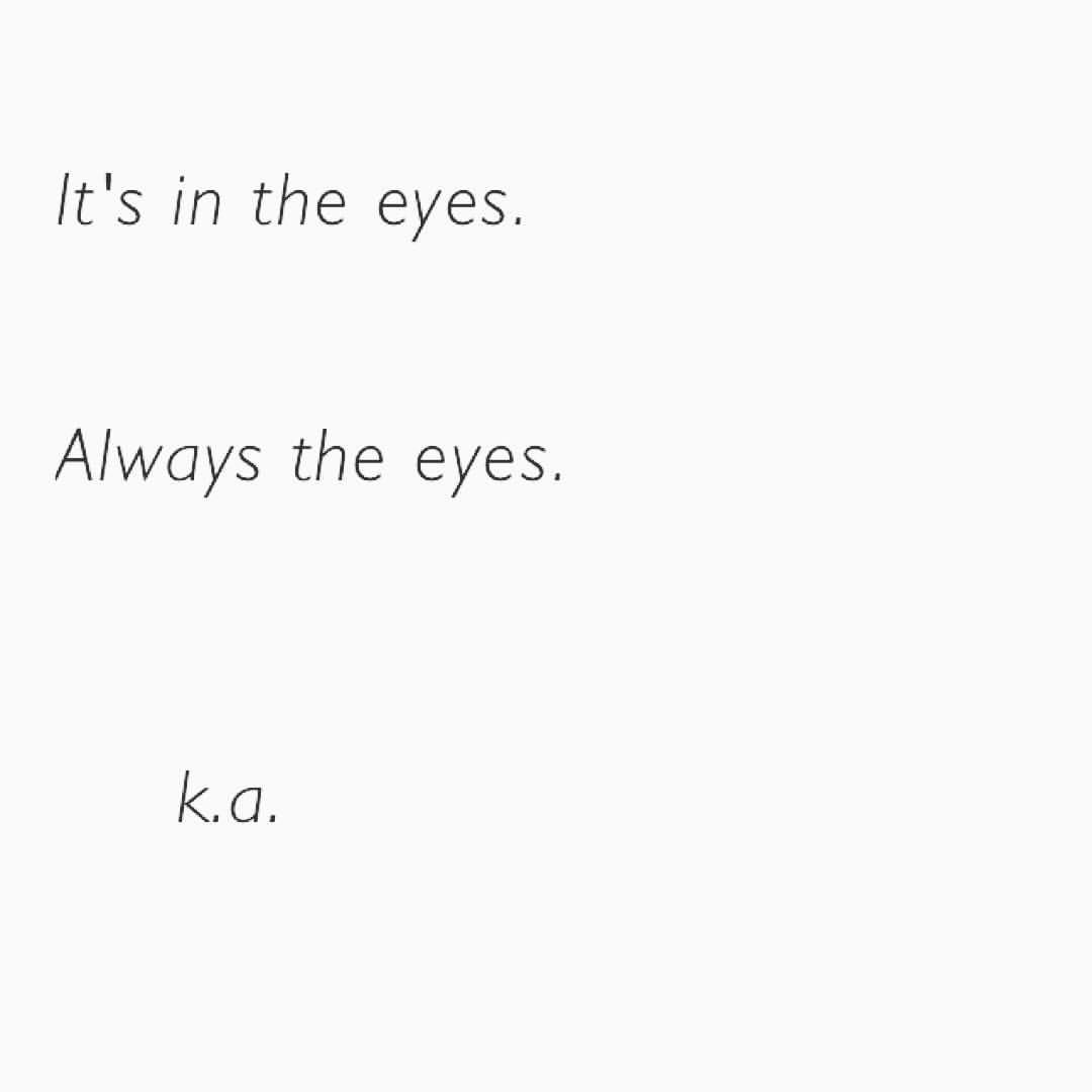 See This Instagram Photo By K Awords 1 Like Eyes Quotes Soul