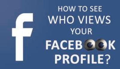 How To Really See Who Viewed Your Facebook Profile In 2020 Who Viewed My Facebook My Facebook Profile Facebook Profile