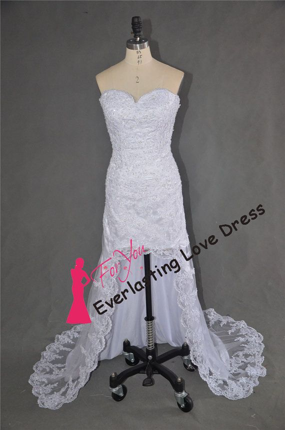 Beauteous Sweetheart Applique Lace With by Everlastinglovedress