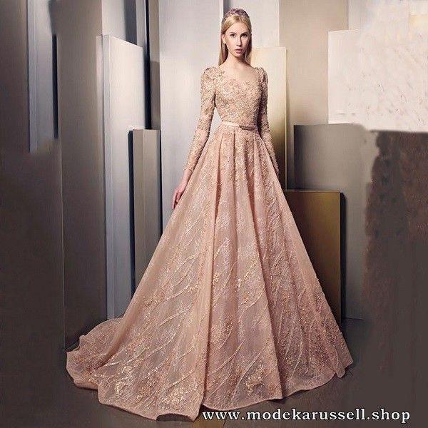 cfc34e386ca1 Abendkleid Roxana Online Bestellen   Abendkleider 2018 - günstig ...