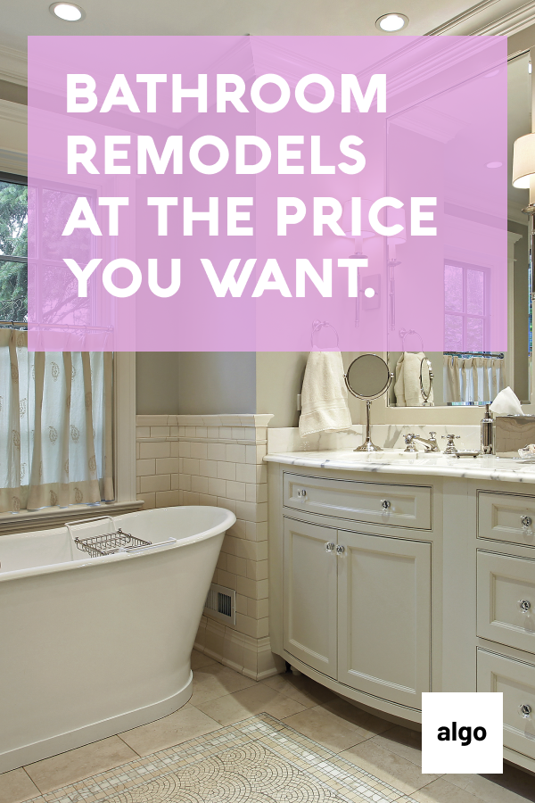 Remodeling On A Budget Don T Overpay Here S How Bathrooms Remodel Remodel New Bathroom Ideas