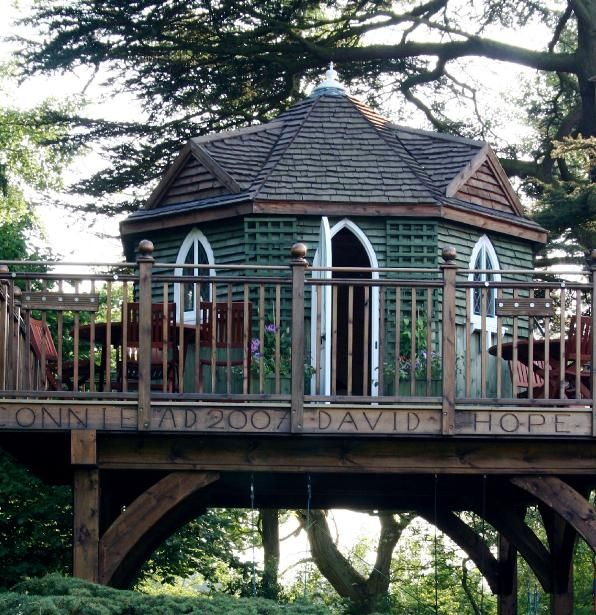 Adult Tree House, Cool Tree Houses