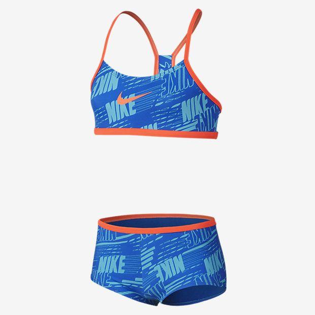 UK Outlet Nike Racerback Bikini two-piece for Girls