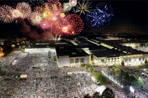 Atlanta's 4th of July 2012 Celebrations & Fireworks- beat the crowd with a rooftop view from Georgia Aquarium! #redwhitebrew http://bit.ly/LLFCtc