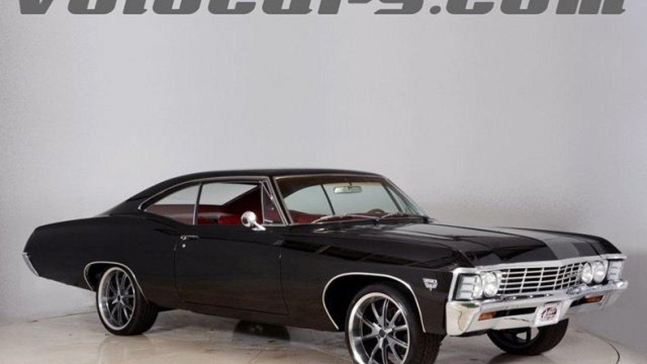 1967 Chevrolet Impala For Sale Near Volo Illinois 60073