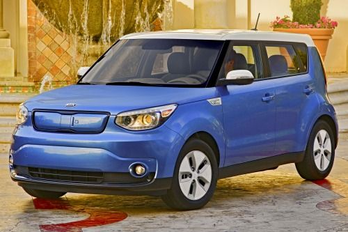 Used 2016 Kia Soul Ev For Sale Near You Electric Car Design Kia