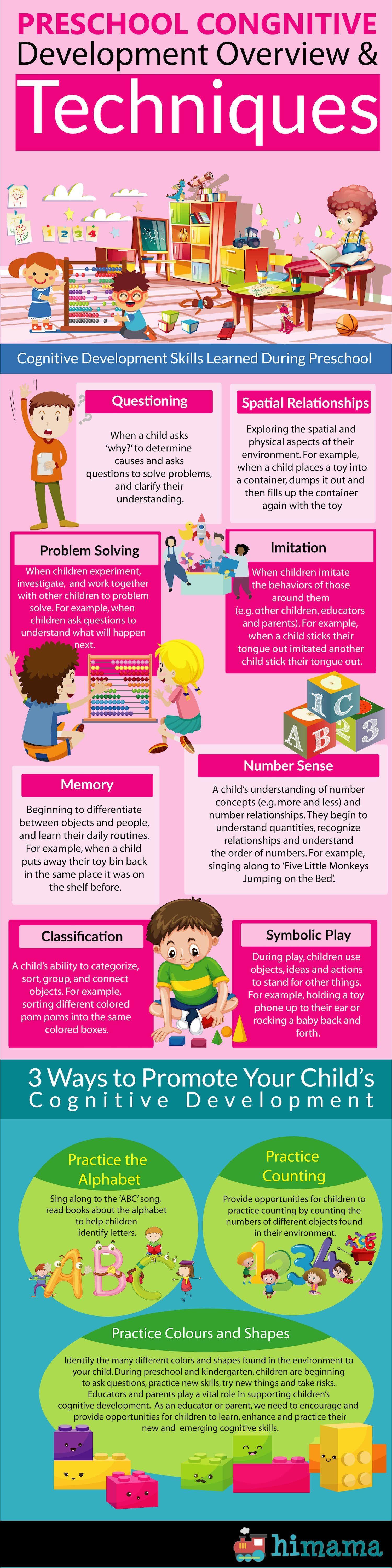 Preschool Cognitive Development Overview & Techniques ...