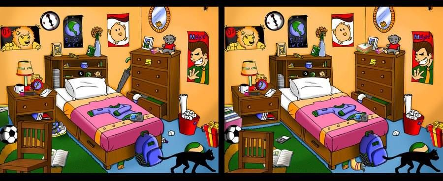 Pin By Mia On Adolescentes Spot The Difference Kids Spot The Differences Games