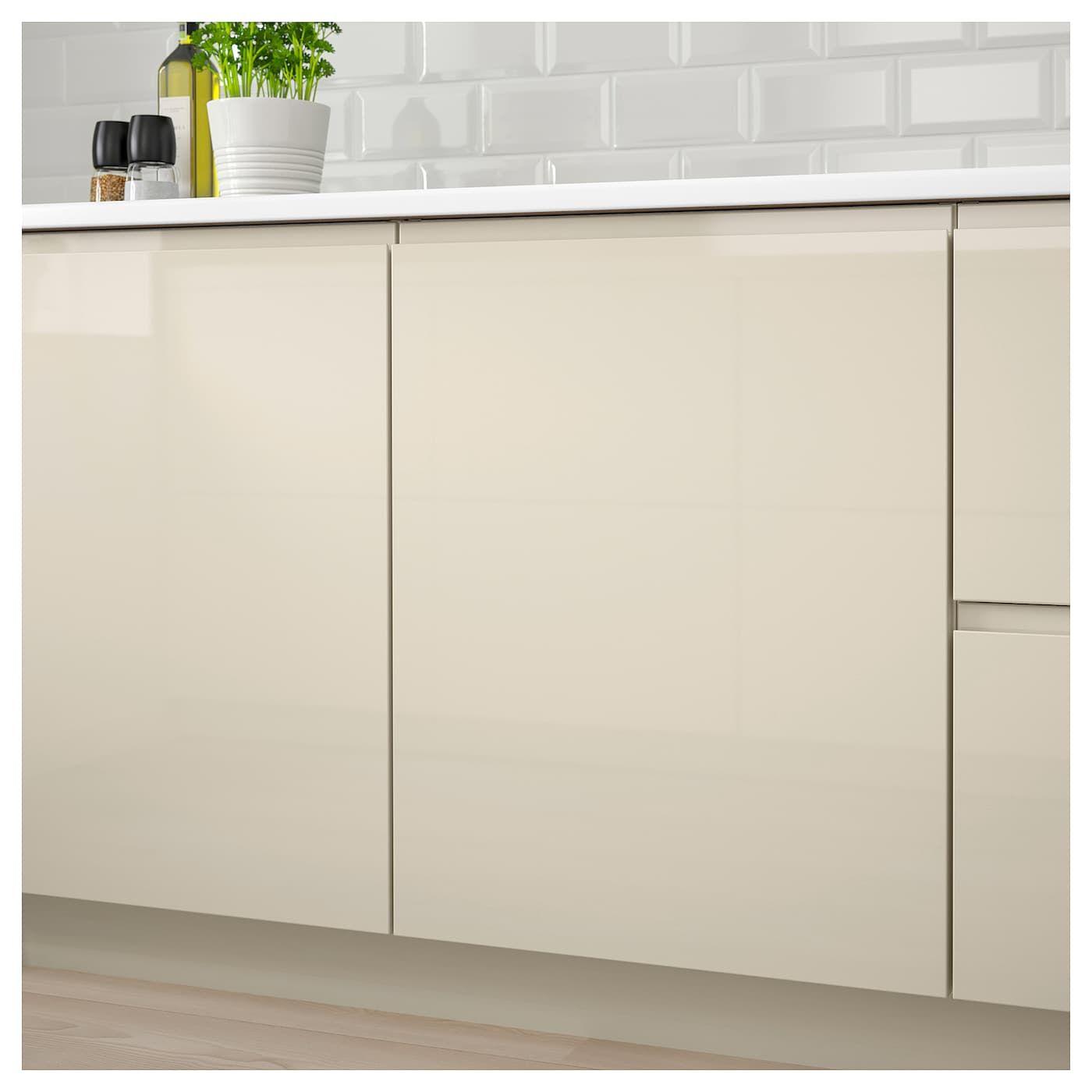 Best Ikea Voxtorp Door High Gloss Light Beige Ikea Wall 400 x 300
