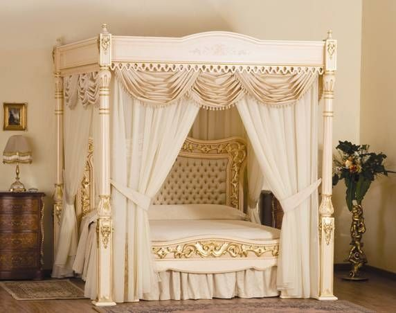The World S Most Expensive Bed For Sale Royal Bed Bedroom Interior Design Luxury Queen Canopy Bed