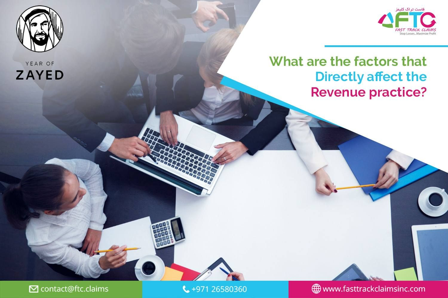 The factors that directly affect the revenue practices are