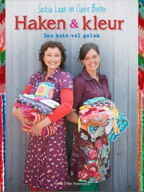 Haken En Meer Our Book Haken Kleur Een Huis Vol Geluk I Can