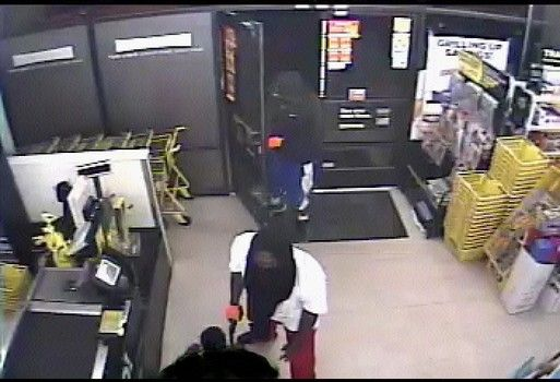 Suspects Being Sought After Two Dollar General Stores Were Robbed Within A Couple Of Days In