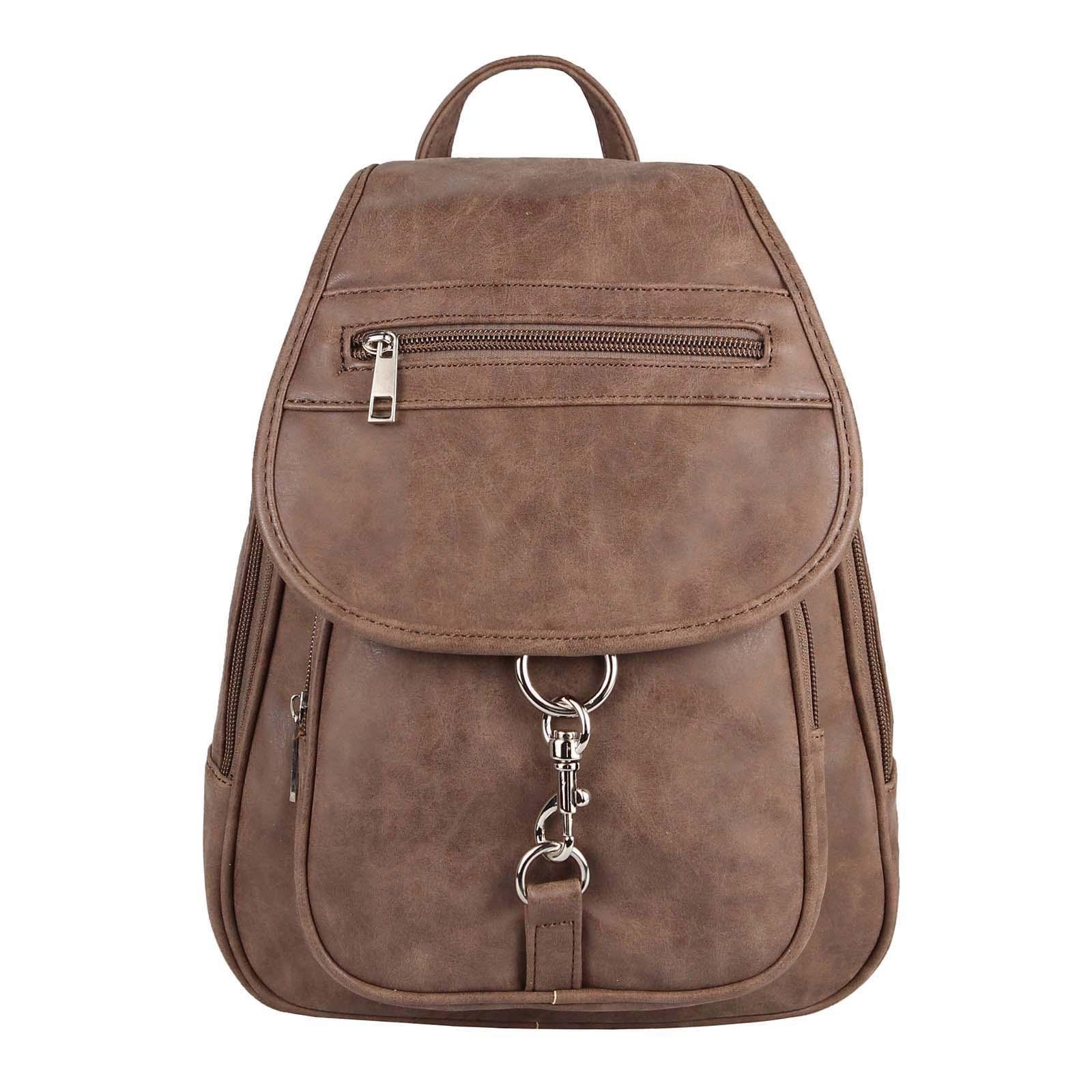 ae2db13715515 Damen Rucksack Cityrucksack Schultertasche Stadtrucksack BackPack Handtasche  Organizer Daypack Tablet bis ca. 8 Zoll
