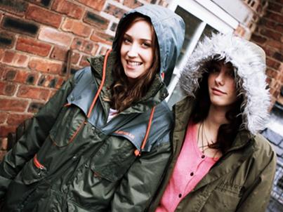 Lily and Kaya - SKINS