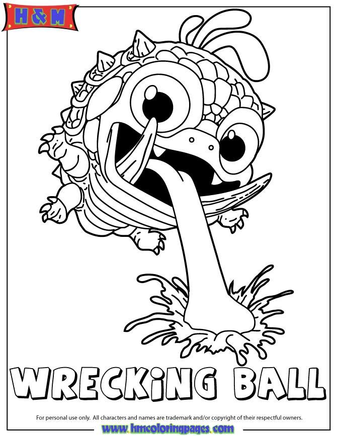 Pin by David Flynn on Skylanders | Pinterest | Coloring pages ...