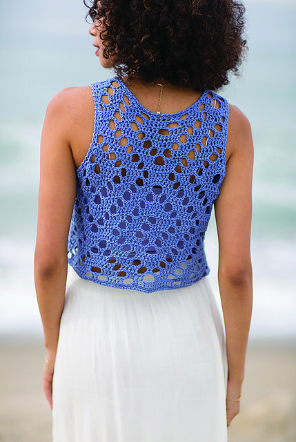 Spiral Seashell Top Pattern By Nt Maglia Pinterest Spiral