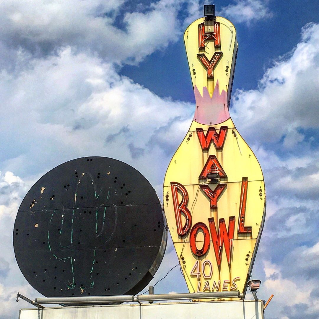 Pin On Retro Vintage Googie Signs