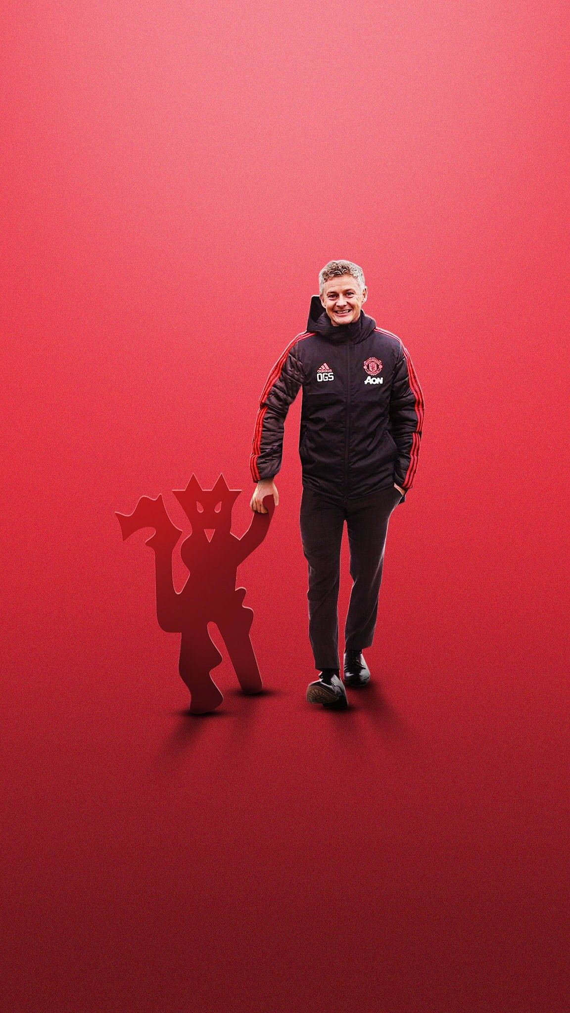 Manchesterunited Mufc Red Fred Solskjaer Love
