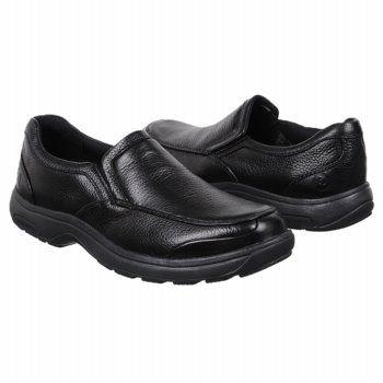 Dunham Battery Park Shoes (Black) - Men's Shoes - 11.0 4E