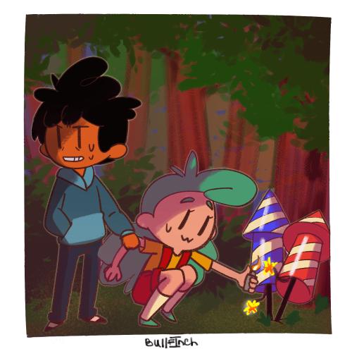 @nikkiharu | tumblr | Camping youtube, Camping, Cartoon