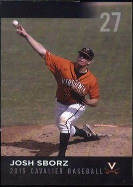 Dodgers Blue Heaven: 2nd Round Pick Josh Sborz has a Handful of Baseball Cards