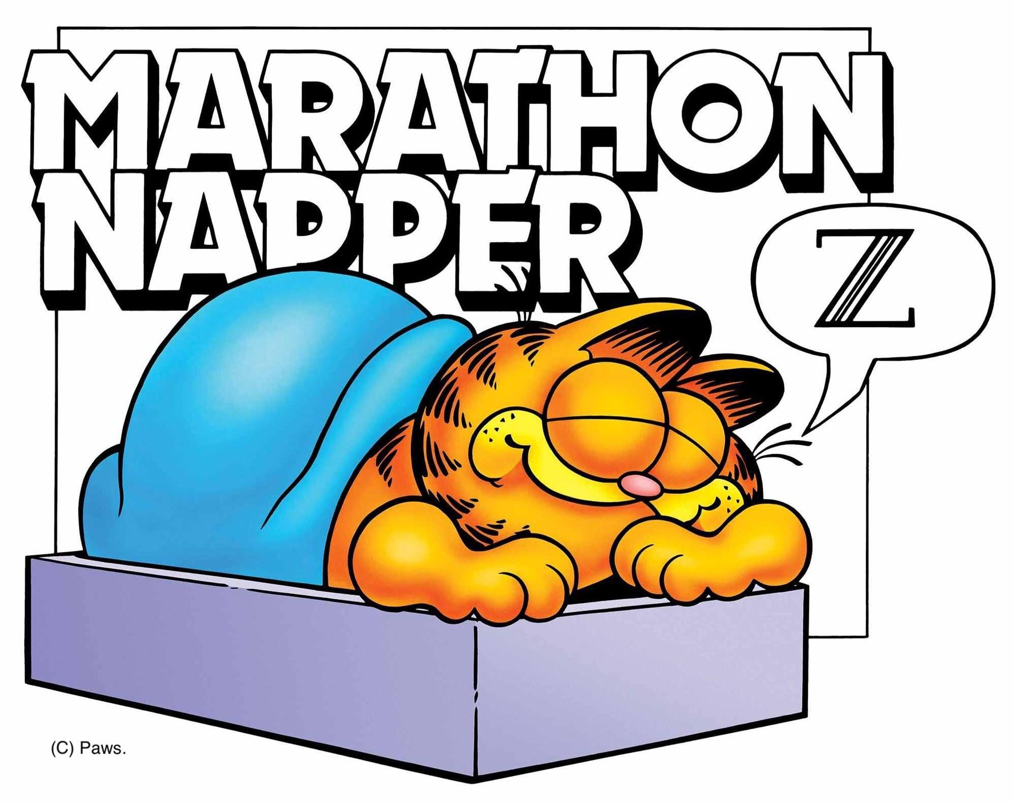 Weekend Goals Garfield Garfield And Odie Garfield Cartoon