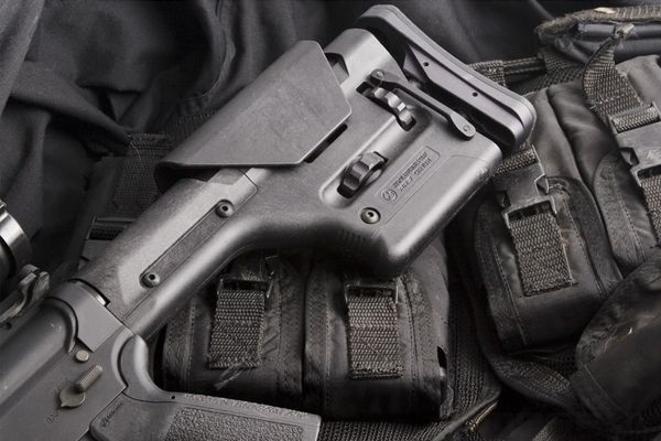 FIXED & PRECISION ADJUSTABLE STOCKS – AR15/M16 Type Rifles, FN FAL