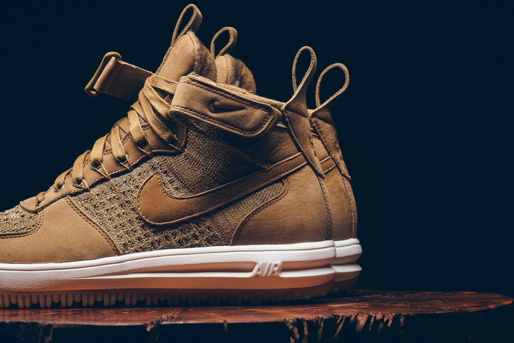 timeless design 38915 448d4 Nike Lunar Force 1 Workboot