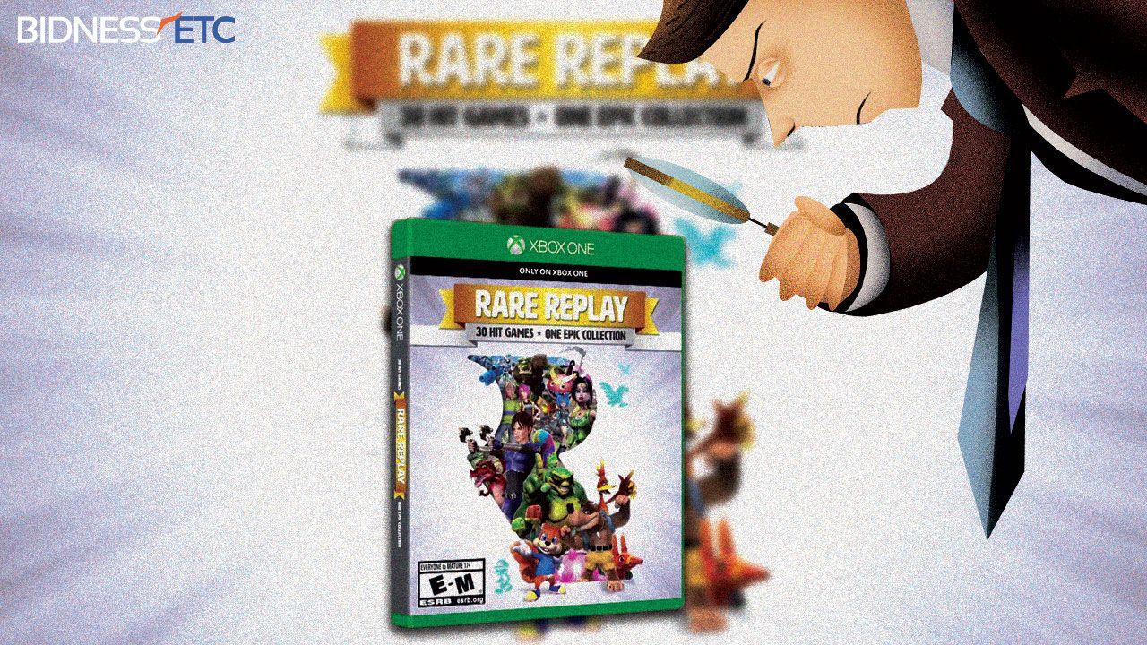 Bidness Etc Reviews Microsoft Corporatiton Msft Xbox One Exclusive Rare Replay Xbox One Exclusives Financial News Stock Market Data