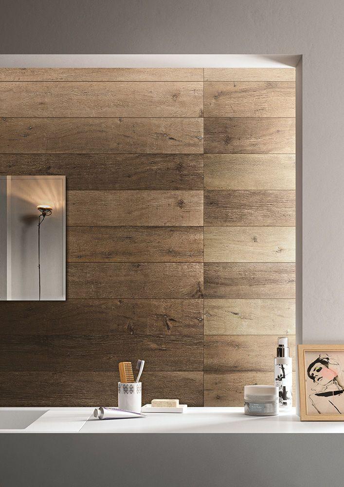 Fliese für Badezimmer   für Innenbereich   Boden   Wand CADORE