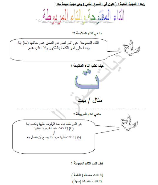 تعليم الإملاء للأطفال Learn Arabic Language Arabic Language Learning Arabic