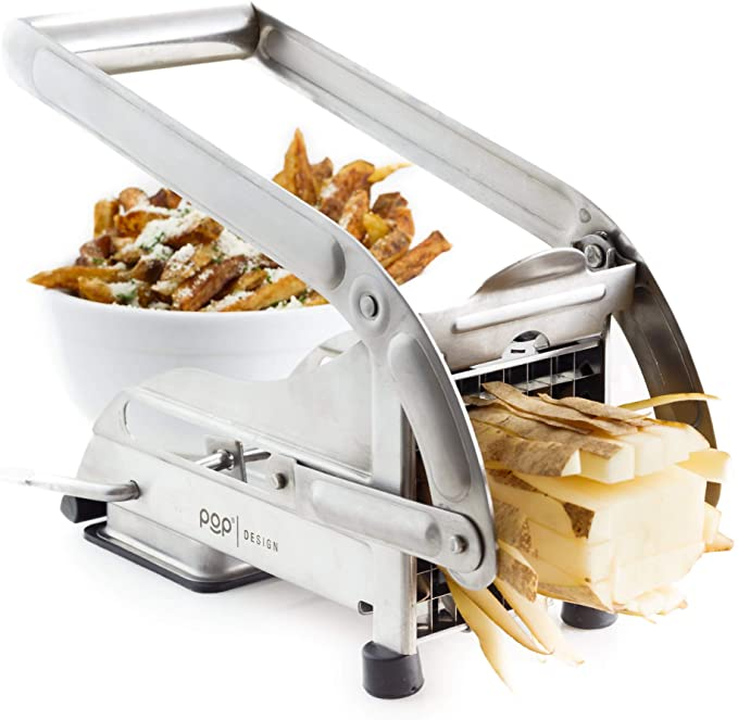 POP AirFry Mate, Stainless Steel French Fry