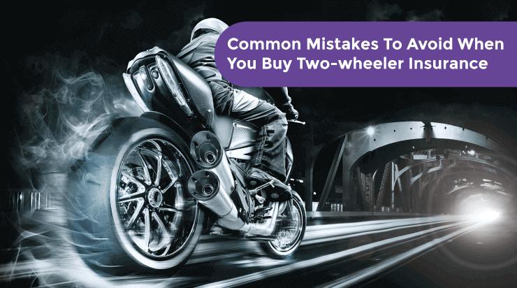 Common Mistakes To Avoid When You Buy Twowheeler