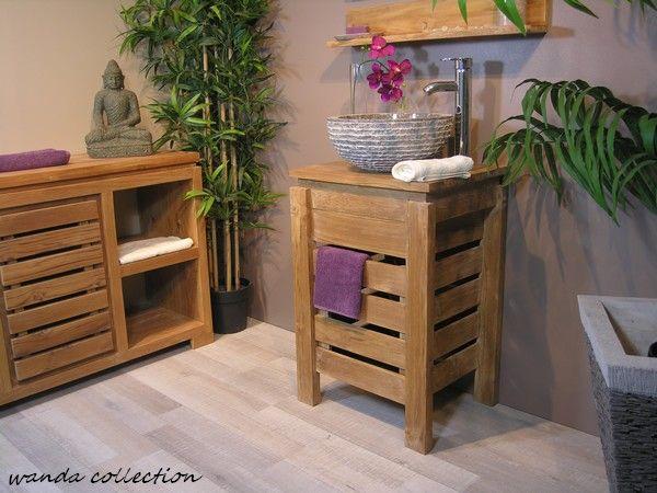 rsultat de recherche dimages pour salle de bain - Deco Salle De Bain Bambou