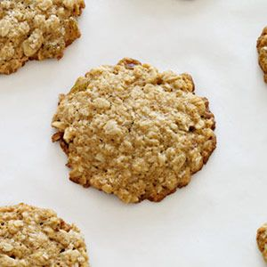 Sugar-Free Coconut-Oatmeal-Raisin Cookies