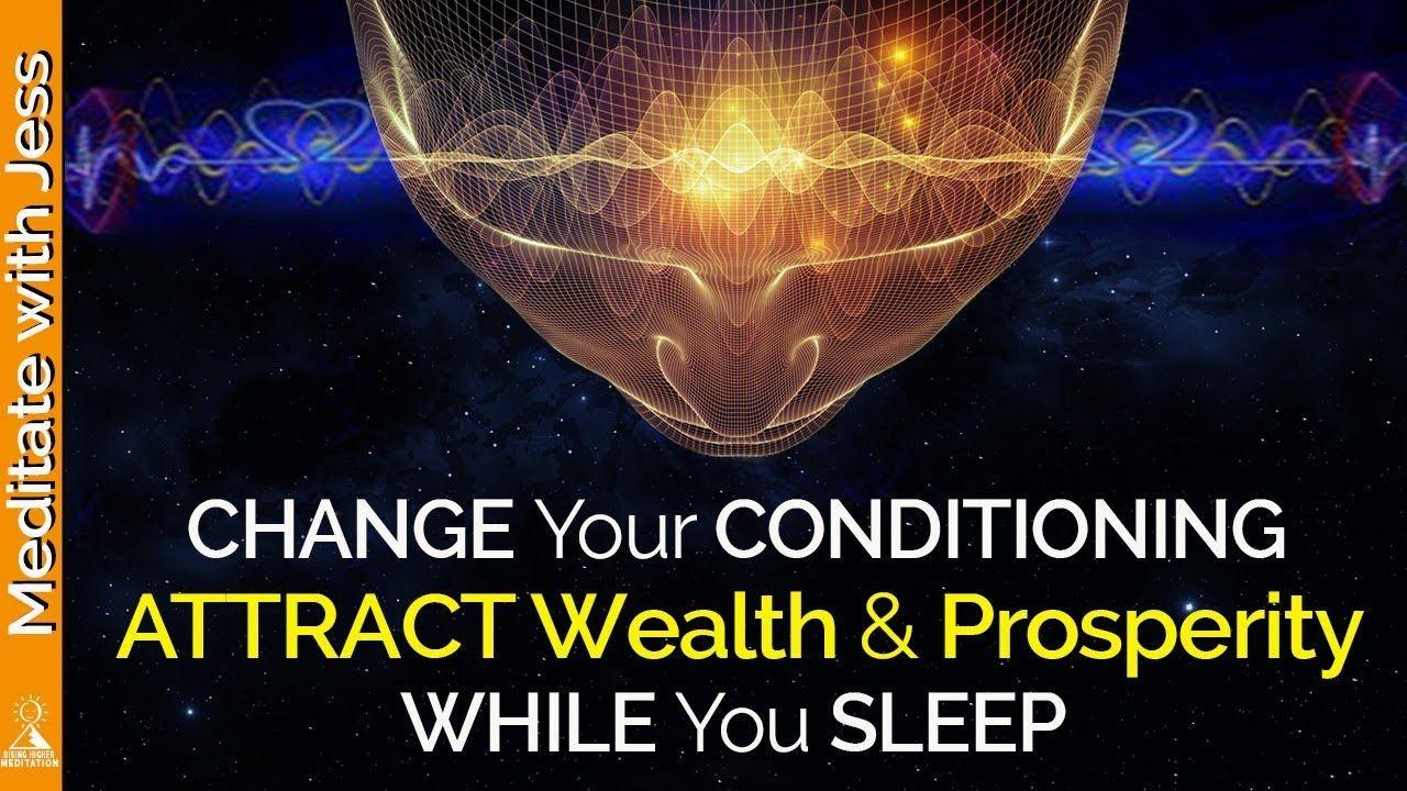 ABUNDANCE Affirmations while you SLEEP! Program Your Mind